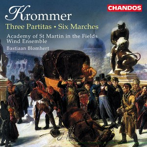 Krommer: Three Partitas / Six Marches