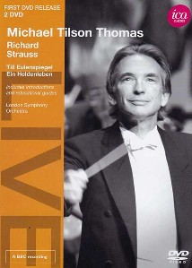 Michael Tilson Thomas conducts the LSO