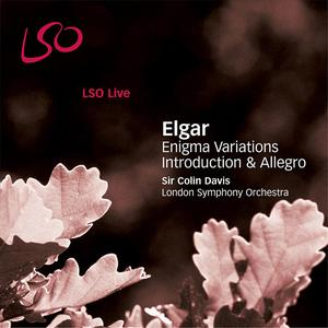 Elgar: Enigma Variations / Introduction & Allegro